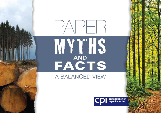 myth and facts about paper